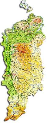 Картинки по запросу красноярский край карта